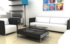 Latest in home furnishings from sofas to dining tables and choosing colors